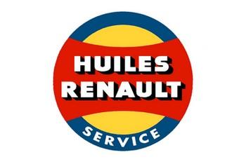 RENAULT Huiles