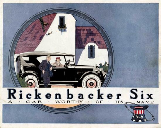 RICKENBACKER SIX - 1923 (1)