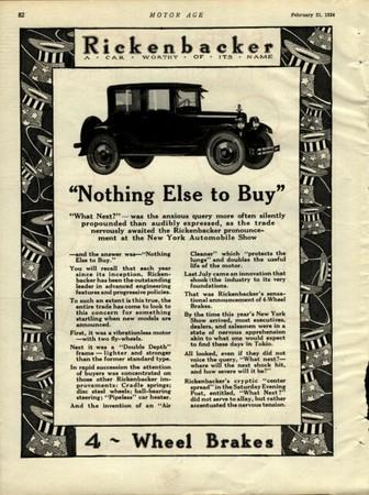 RICKENBACKER SIX - 1924 (2)