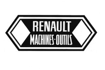 logo Renault Machines Outils
