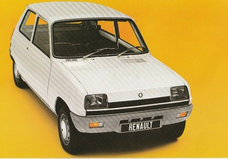 Renault 5 logo Kent (4)