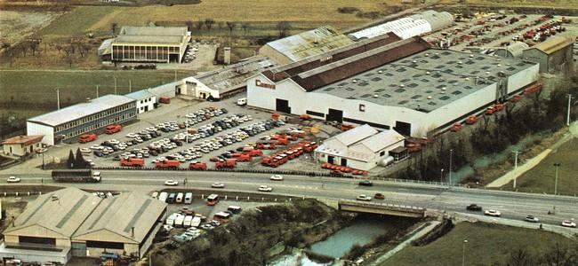 usine CAMIVA (1974)