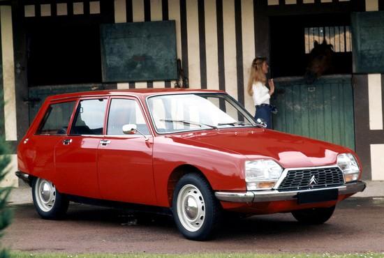 CITROEN GS BREAK - 1971 (1)