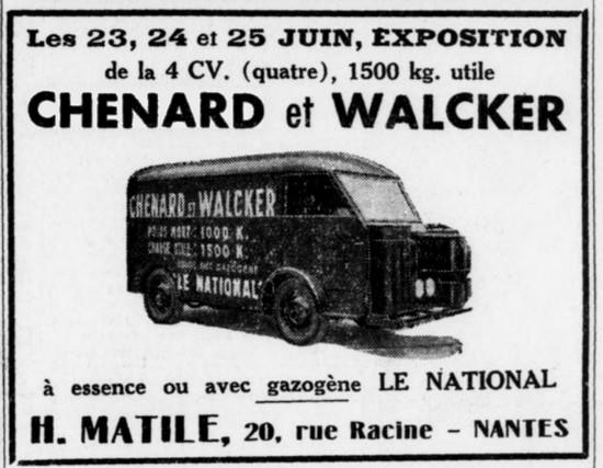 Chenard & Walcker CHE (1941)