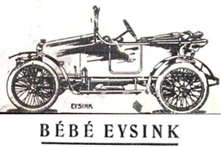 Eysink bébé (1913)