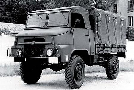 Simca-Marmon Type MH 600