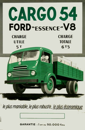 Ford CARGO 1954 (1)