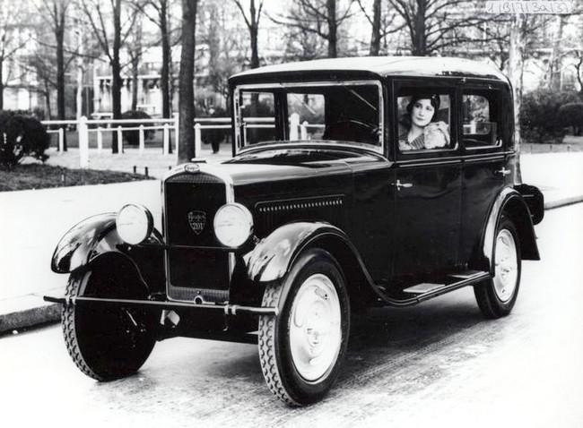 PEUGEOT 201 Berline (1929) 2