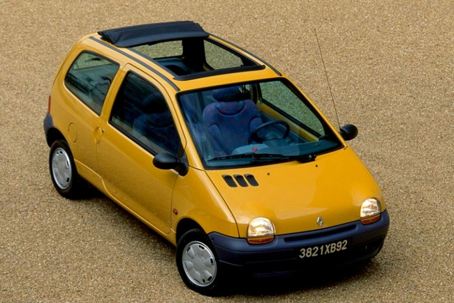 Renault Twingo I - 1993 (1)