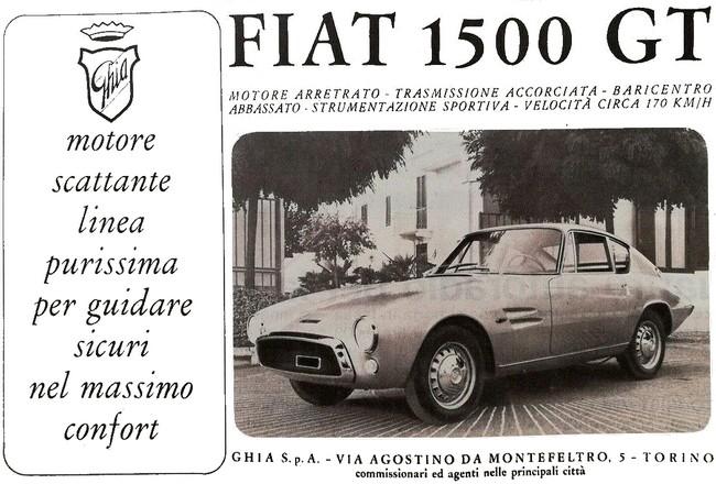 Fiat 1500 GT