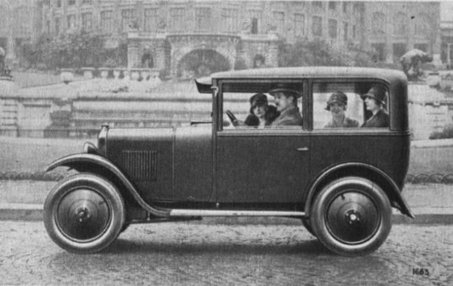 Peugeot Type 172 - 1928 (1)