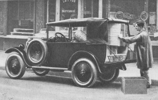 Peugeot Type 172 250kg - 1928 (1)