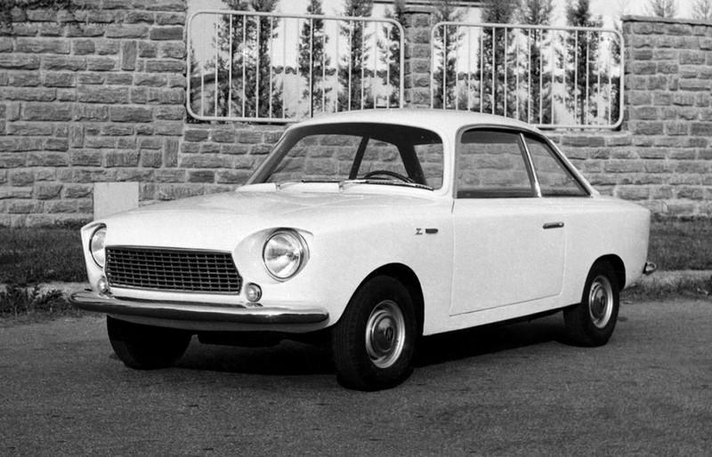 Morris Mini Minor Coupe Gatto (1)
