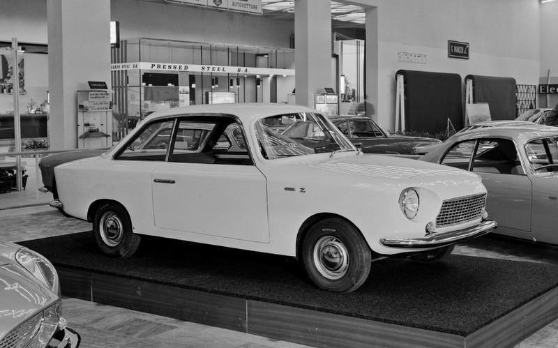 Morris Mini Minor Coupe Gatto (2)