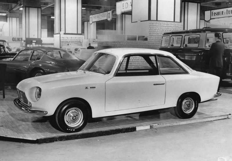 Morris Mini Minor Coupe Gatto (3)