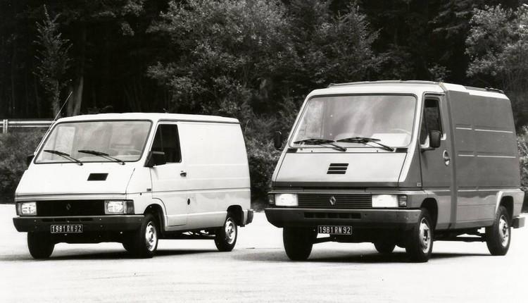 Master et Trafic Renault