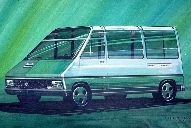 RENAULT TRAFIC Jacques Nocher (1979)