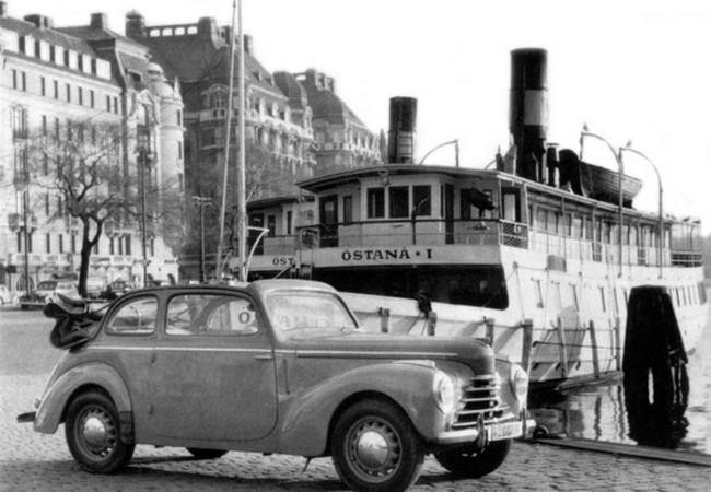 Skoda 1101 1946