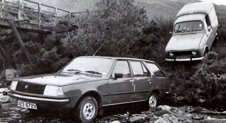 Renault 18 4×4 Sinpar | l'automobile ancienne
