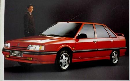 Renault 21 TXI 4p (2)
