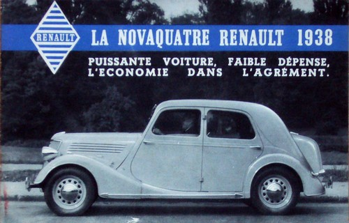 Renault Novaquatre (1)