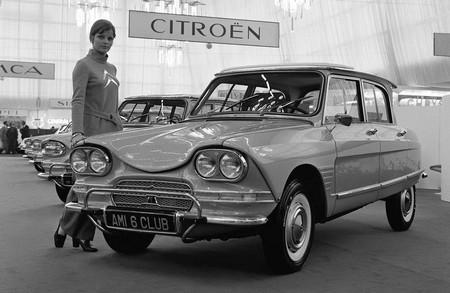 Citroën Ami6 (1961-1969) | l'automobile ancienne