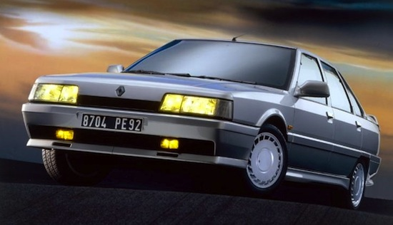 Renault 21 Turbo (7)